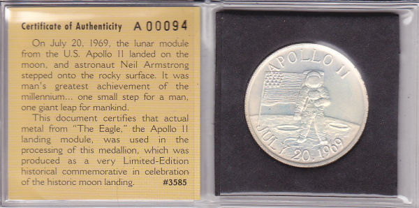 apollo xi coin value - photo #34