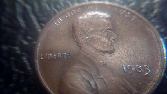 1983 Lincoln Cent Doubled Die Reverse - Coin Community Forum