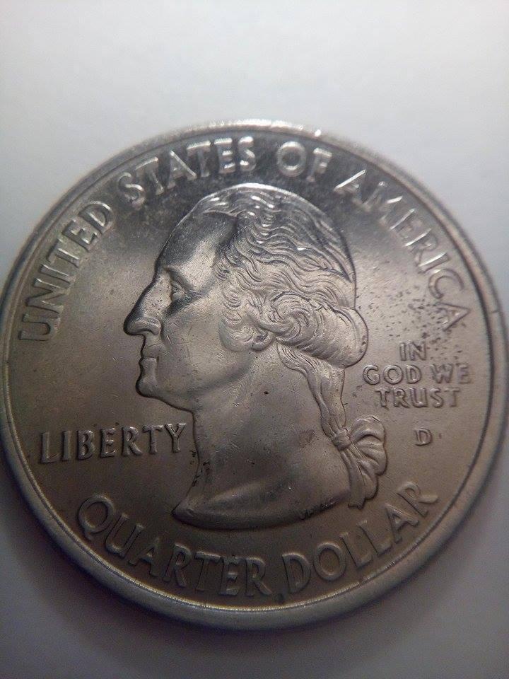 2007 d washington quarter doubled die obverse ? - Coin Community Forum