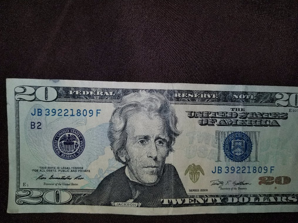 Going To The Casino With 20 Dollars