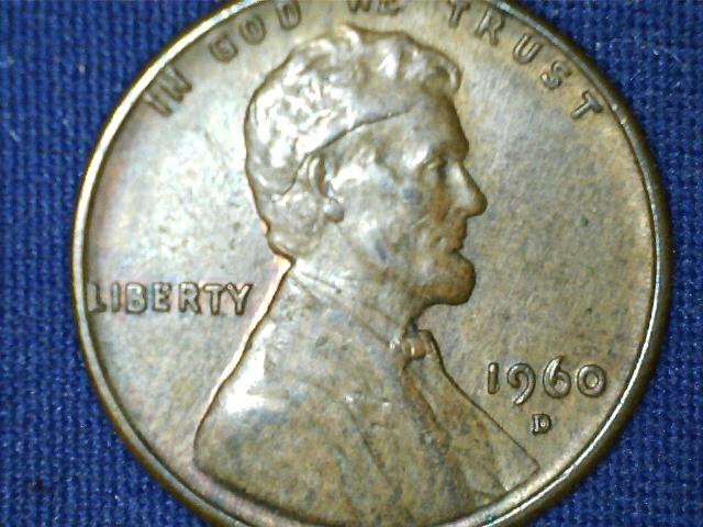1960 D Lincoln Cent W Multiple Errors Coin Community Forum