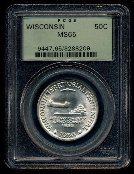 Commems Collection: What If? 1948 Wisconsin Statehood Centennial