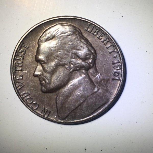 1940 Nickel Error or No? - Coin Community Forum