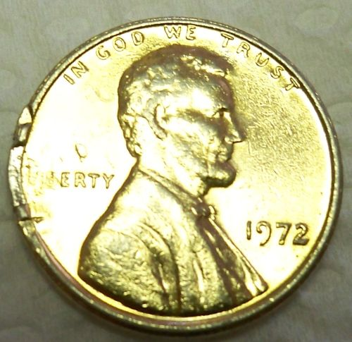 1972 magnetic Lincoln cent - Coin Community Forum
