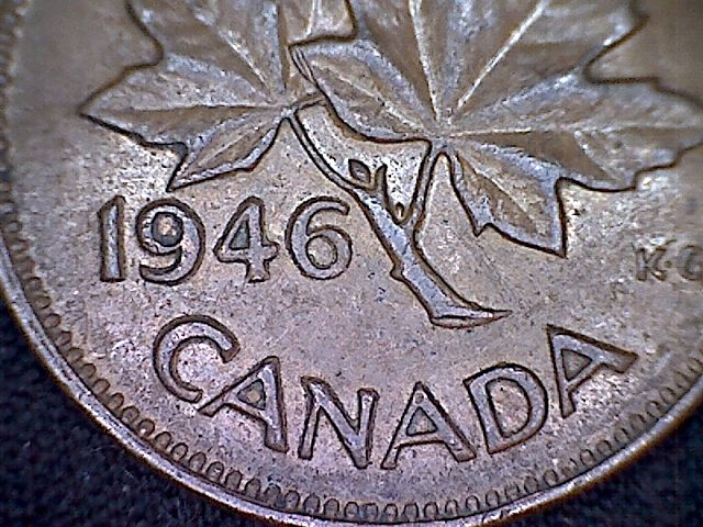 1946 Penny Double Date Coin Community Forum