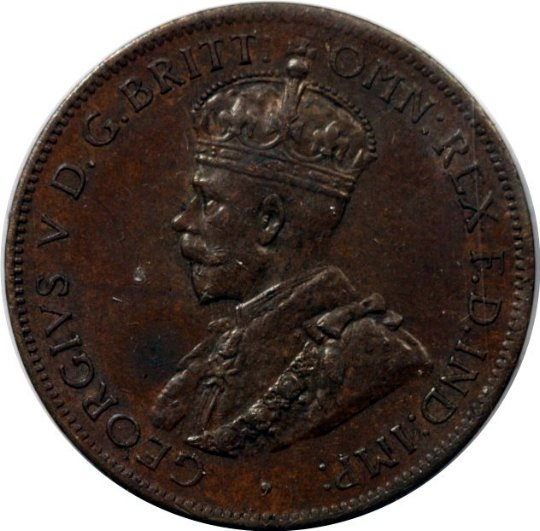 Value For A 1921 Half Penny Amp 1931 Penny Please Coin Community Forum