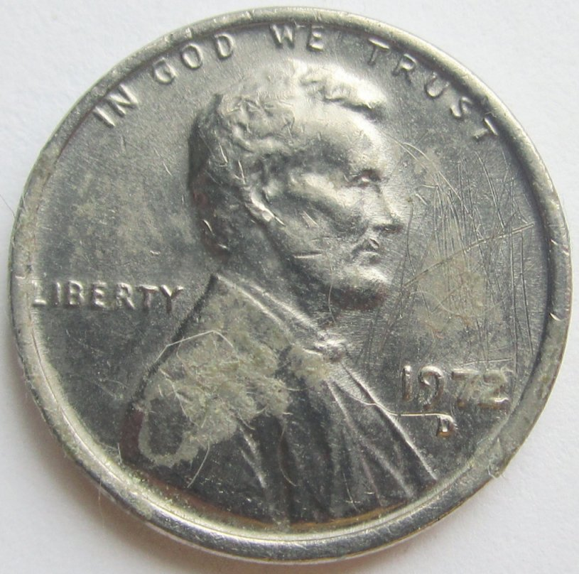 Is this a 1972 D Lincoln Steel? - Coin Community Forum