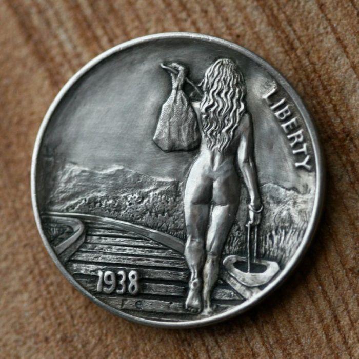 Hobo Nickels - Unearthing HOBO History - Coin Community Forum