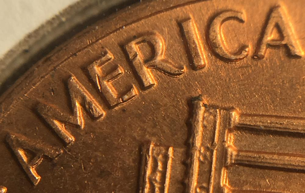 1969-S Lincoln Cent MD or Doubled Die Reverse / DDR - Coin Community