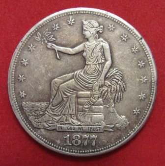 1877 Trade Dollar Real Or Fake Coin Community Forum