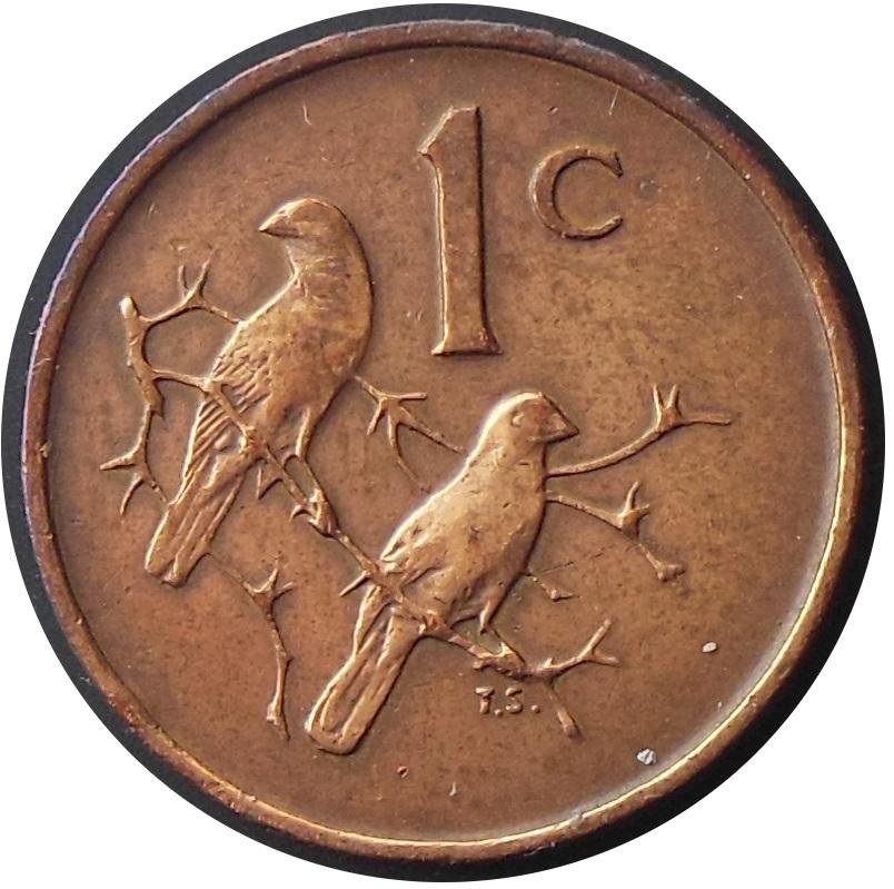 suid afrika coin value