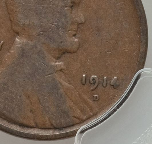 Counterfeit (fake) 1914-d Lincoln Cent - Coin Community Forum