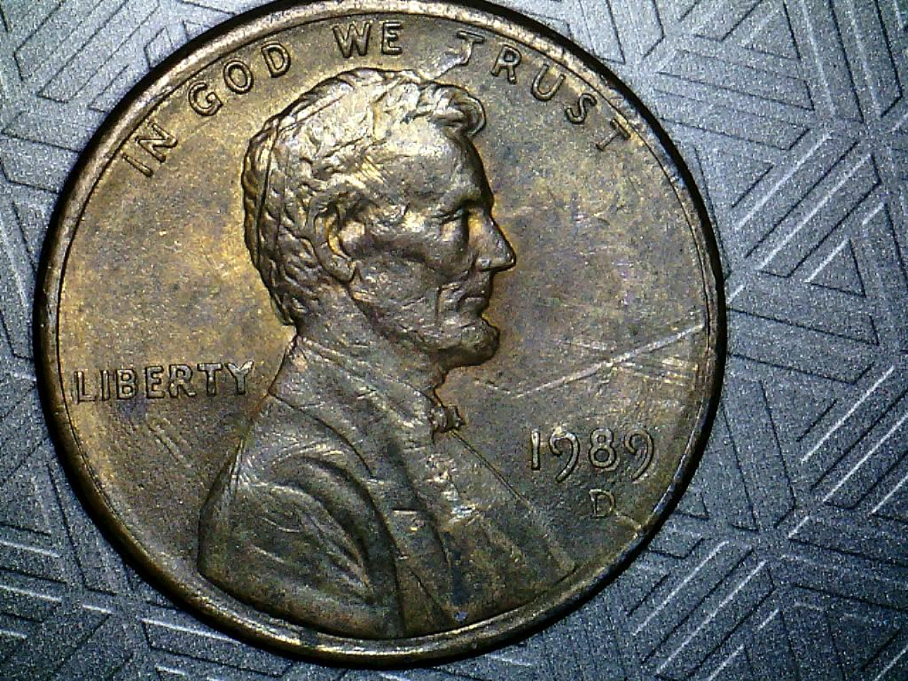 1989 D penny question - Coin Community Forum