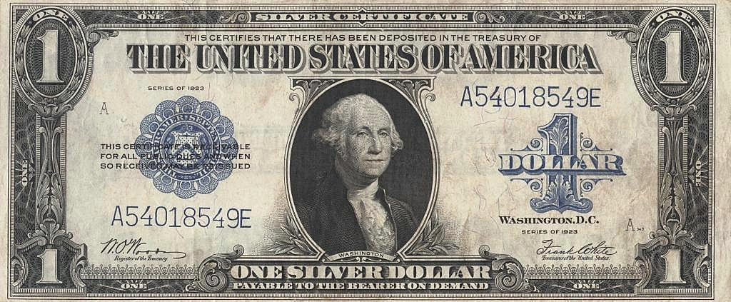 Post Your Silver Certificates Coin Community Forum