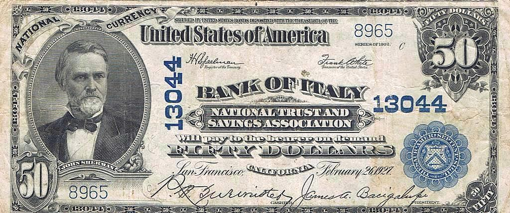 Post A National Note From Your Collection (small Or Large) - Coin Community Forum