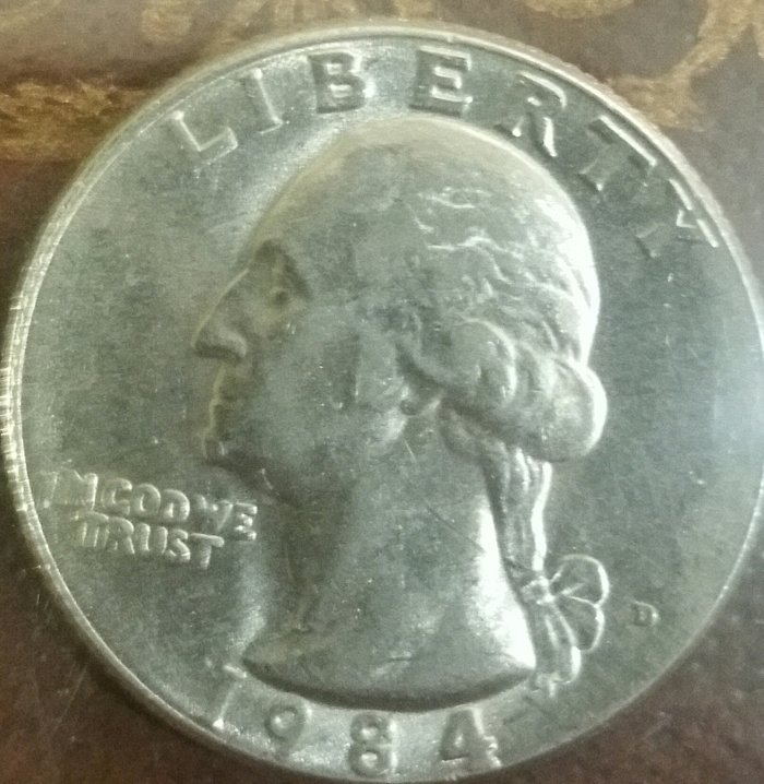 1984 Penny Error – Quotes of the Day