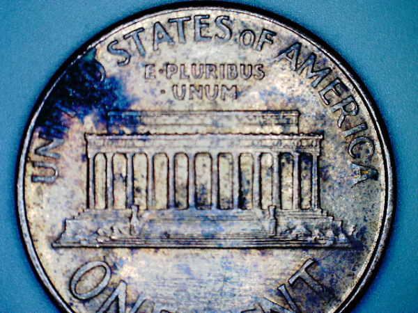 1999 D Error Penny - Coin Community Forum