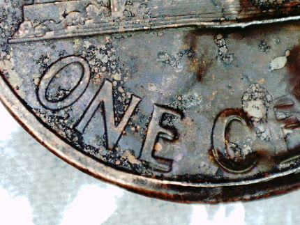 1993 D Penny Error - Coin Community Forum