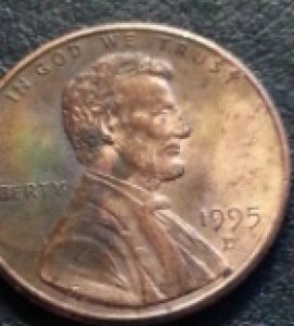 1995 Ad Doubled Die Obverse Ddo 003 Check My Tw0 Coin