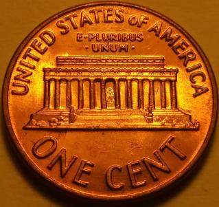1970-D Lincoln Memorial Cent / LMC Die clash identification