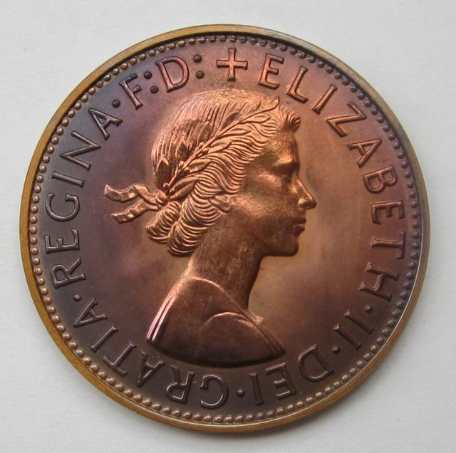 how to tell a proof australian penny
