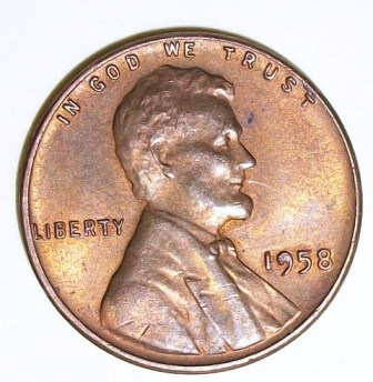 Is This 1958 Penny Error Worth Anything Coin Community