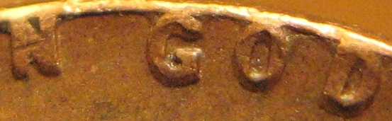 1968-D Lincoln Memorial Cent / LMC Doubled Die Obverse / DDO