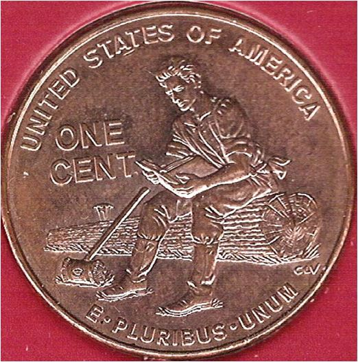 2009 Lincoln Sitting On Log Cent Errror Grading Request