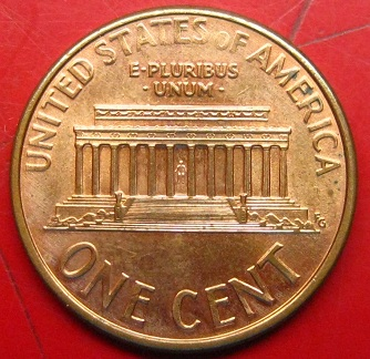 1993 Lincoln Penny Error Missing Number '3' - Coin ...