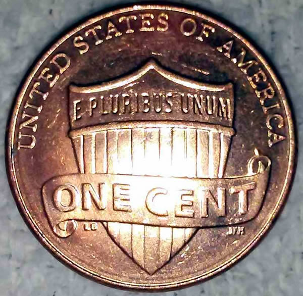 2013 Lincoln Shield Penny reverse error or not - Coin Community Forum