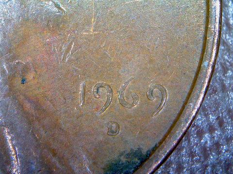 1969-D No FG Lincoln cent - Coin Community Forum