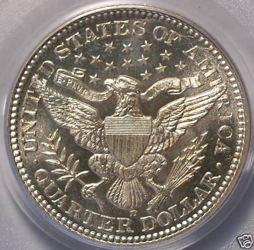 1916-D Barber Quarter - Grade Posted - Coin Community Forum