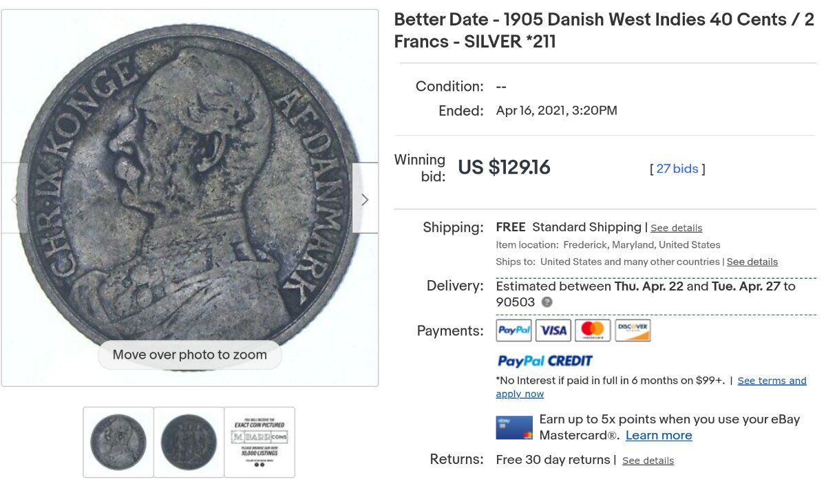 Are World Coins On Ebay Overvalued?