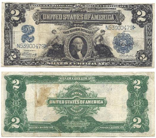 United States Currency Price Guide