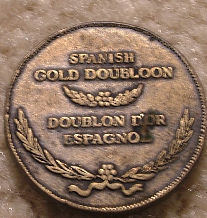 Help Id 1747 Coin Replica Doubloon Coin Community Forum