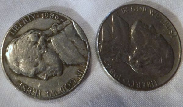 1986 P Jefferson Nickel - Coin Community Forum