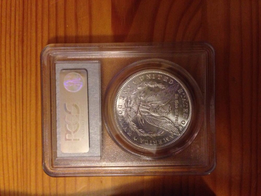 Fake 1890 CC Morgan Dollars? - Coin Community Forum