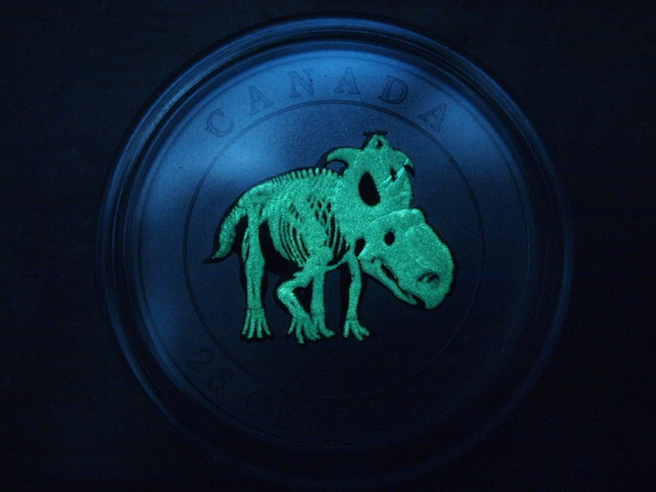 Image result for glow in the dark coins