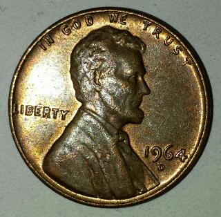 1964 d penny Doubled Die Obverse / DDO ? - Coin Community Forum