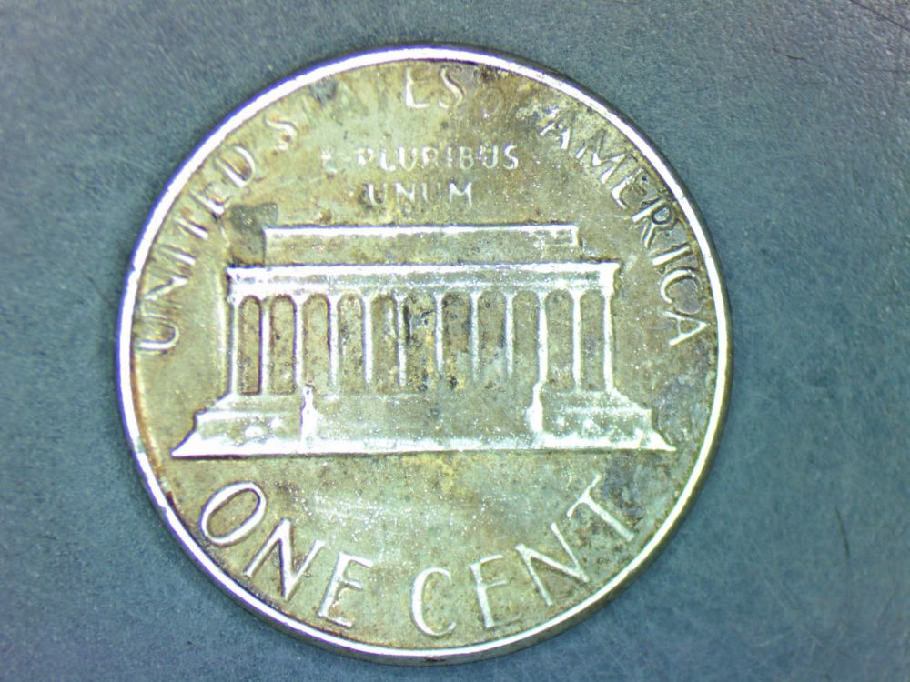 1983 Zinc vs Silver penny - Coin Community Forum