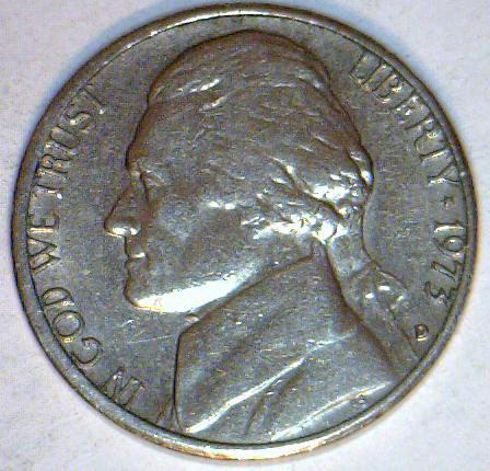 1973 D Jefferson Split Die Coin Community Forum
