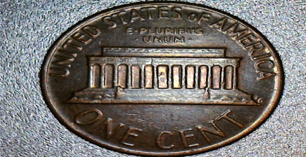 1978 Lincoln Memorial Penny Filled D Error - Coin Community Forum