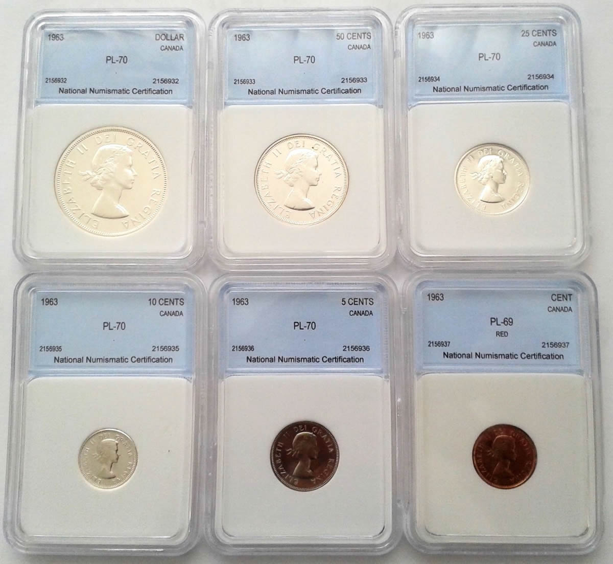 Have You Ever Seen A Proof Like 70 Coin This Auction Has 5 Of Them