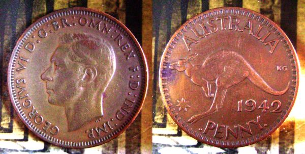 1943 Australian Penny minted India - Coin Community Forum