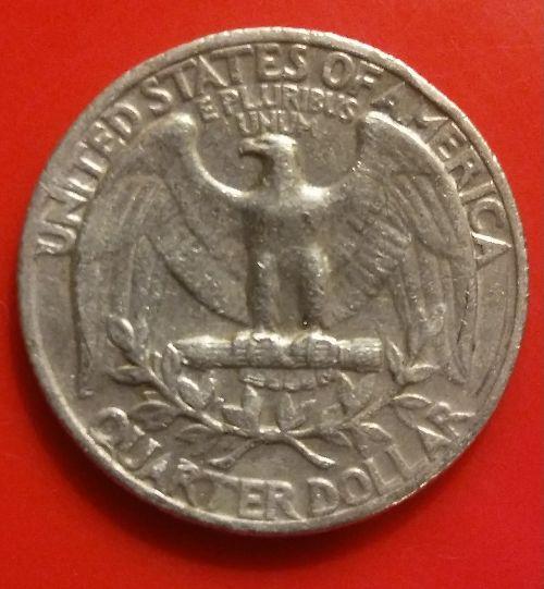 1971 Quarter Error   Double Die on reverse - Coin Community Forum