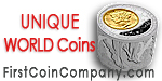 SELECTED Modern WORLD Coins with LOW Mintage