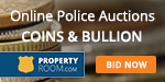 $1 Auctions in Coins and Bullion at PropertyRoom.com!