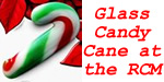 $20 Pure Silver Coin - Candy Cane Proof with Murano Glass