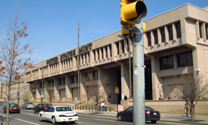 Current Philadelphia Mint Building