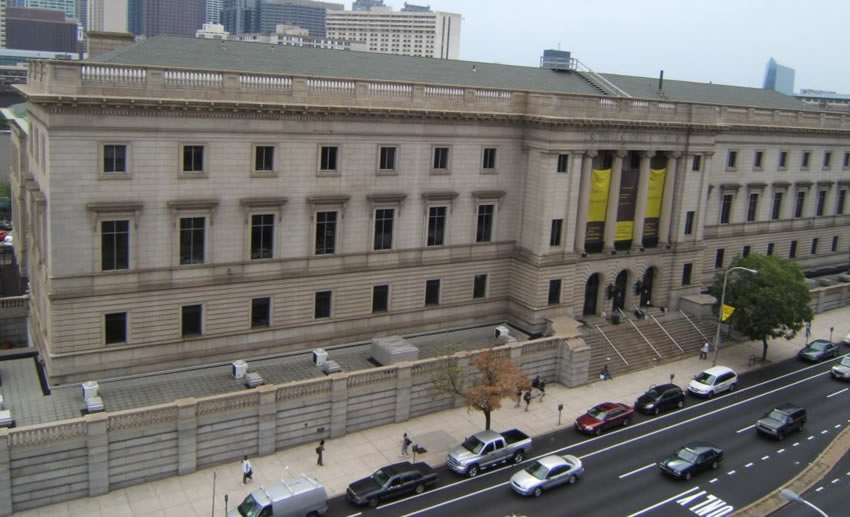 3rd Philadelphia Mint Building